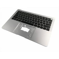 Top Case/Keyboard/Battery Silver - Grade A - 2018 A1932 13 MacBook Air